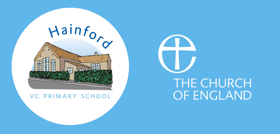 hainford school CofE intro banner image